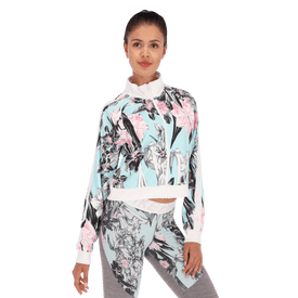 Chamarra-Nike-Casual-Floral-Mujer