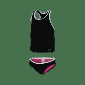Tankini-Nike-Playa-Solid-Niña