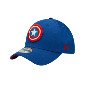 Gorra-New-Era-Casual-9FORTY-Capitan-America-Niño