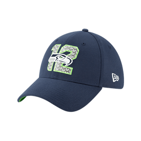 Gorra-New-Era-NFL-39THIRTY-Seattle-Seahawks-Draft