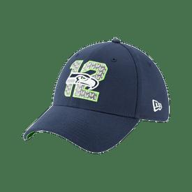 Gorra-New-Era-NFL-39THIRTY-Seattle-Seahawks-Draft