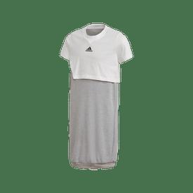 Vestido-Adidas-Fitness-ID-3-Stripes-Niña
