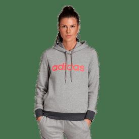 Sudadera-Adidas-Fitness-Essentials-Linear-Pullover-Mujer