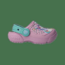 Sandalia-Crocs-Casual-Fun-Lab-Niña