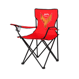Silla-Camping-LMB-Diablos-Rojos-del-Mexico-Logo-Estadio