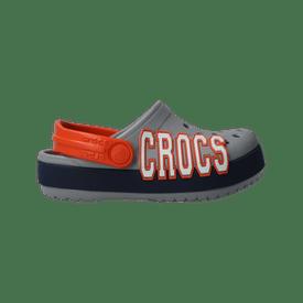Sandalia-CROCS-Casual-Crocband-Logo-Niño