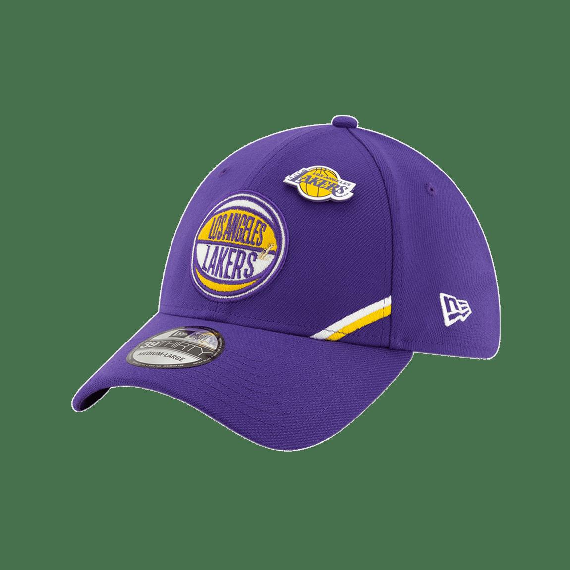 bfcc52526e25 Gorra New Era NBA 39THIRTY Los Ángeles Lakers Draft Series - martimx ...