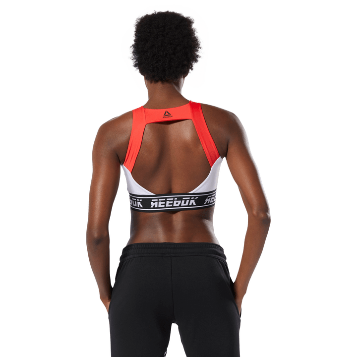 9ffa8d8153834f Bra Deportivo Reebok Fitness WOR Meet You There Bralette Mujer ...
