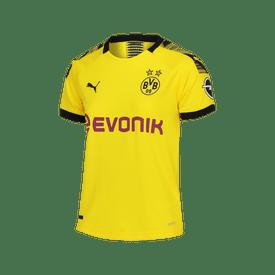 Jersey-Puma-Futbol-Borussia-Dortmund-Local-Fan-19-20-Niño