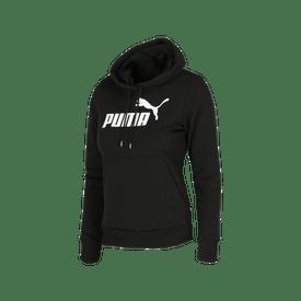 Sudadera-Puma-Casual-Essentials-Logo-Mujer