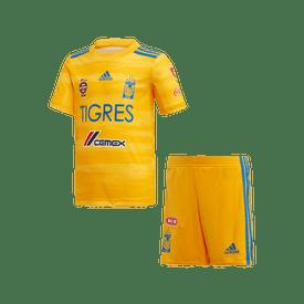 Conjunto-Deportivo-Adidas-Futbol-Club-Tigres-Local-19-20-Niño