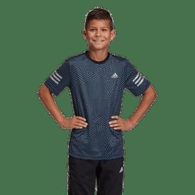 Playera-Adidas-Casual-YB-TR-Run-Niño