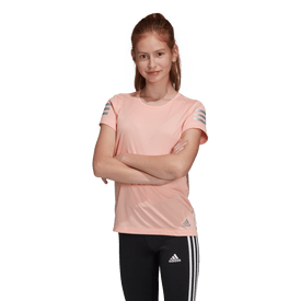 Playera-Adidas-Casual-YB-TR-Run-Niña
