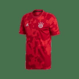 Jersey-Adidas-Futbol-Bayern-Munich-Pre-Match-19-20