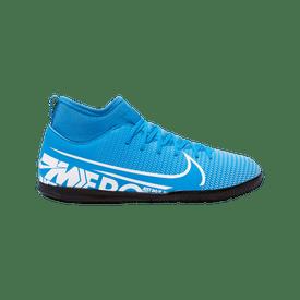 Zapato-Nike-Casual-Niño-AT8153-414AZUL