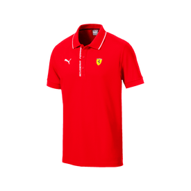Playera-Puma-Casual-Scuderia-Ferrari