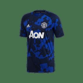 Jersey-Adidas-Futbol-Manchester-United-Pre-Match-19-20