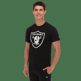 Playera-New-Era-NFL-Oakland-Raiders-Logo