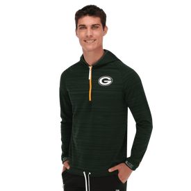Sudadera-Nfl-New-Era-Zip-Front-Green-Bay