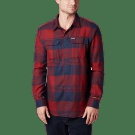Camisa-Columbia-Campismo-Silver-Ridge-2.0-Flannel