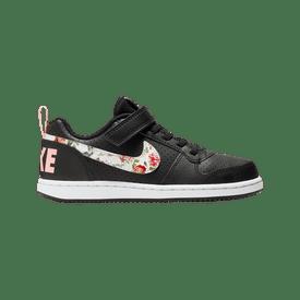 Zapato-Nike-Casual-Court-Borough-Low-Vintage-Floral-Niña