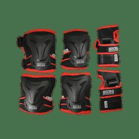 Set-Protecciones-Roer-Derby-Ciclismo-Iron
