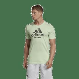 Playera-Adidas-Tenis-Logo