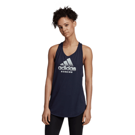 Tank-Adidas-Correr-Own-The-Run-Badge-of-Sport-Mujer