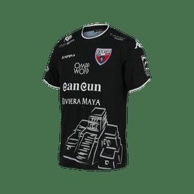 Jersey-Kappa-Futbol-K-V17-ATNEGRO