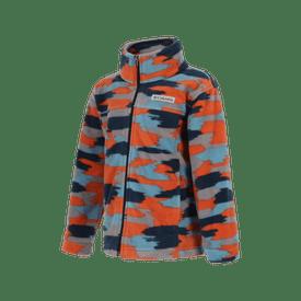 Sudadera-Fleece-Columbia-Campismo-Zing-III-Printed-Niño