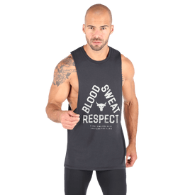 Tank-Under-Armour-Fitness-Project-Rock-Blood-Sweat-Respect
