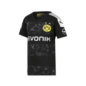 Jersey-Puma-Futbol-Borussia-Dortmund-Visita-Fan-19-20-Niño