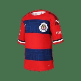 Jersey-Puma-Futbol-Chivas-Local-Visita-19-20-Niño