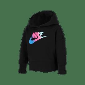 Sudadera-Nike-Casual-Cropped-Hoodie-Niña