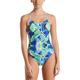Traje-De-Baño-Racerback-D-Nike-Swim-Azul