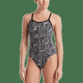Traje-De-Baño-Racerback-D-Nike-Swim-Negro