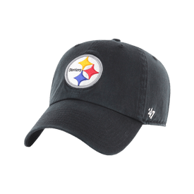 Gorra-47-NFL-Pitssburgh-Steelers-Clean-Up