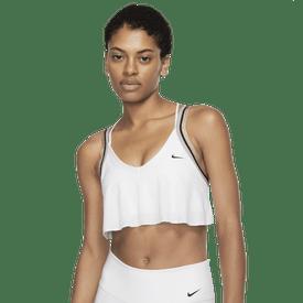 Sujetador-Deportivo-Nike-Fitness-Jersey-Glam-Mujer