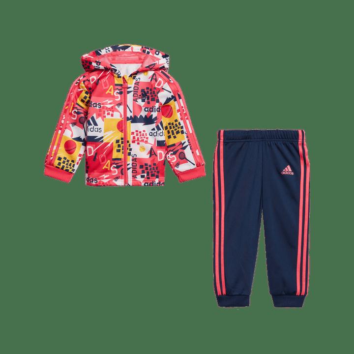 Conjunto Deportivo Adidas Casual Shiny Bebé - martimx| Martí ...