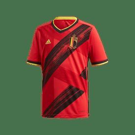 Jersey-Adidas-Futbol-Belgica-Local-19-20-Niño