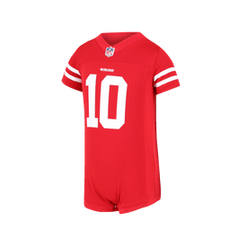 Jersey-Nike-NFL-San-Francisco-49ers-Jimmy-Garoppolo-Bebe