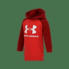 Sudadera-Under-Armour-Casual-Rival-Logo-Niño