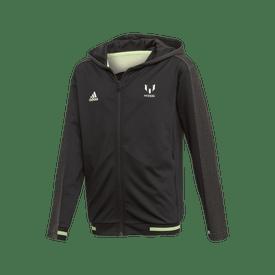 Chamarra-Adidas-Futbol-Messi-Hoodie-Niño
