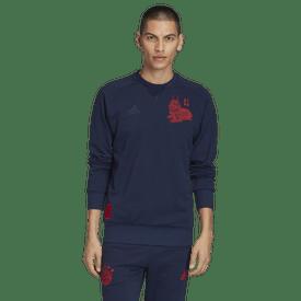 Sudadera-Adidas-Futbol-FI6233-Azul