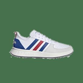 Zapato-Adidas-Casual-EE9665-Blanco