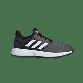 Calzado-Adidas-Tennis-EG2009-Gris