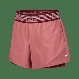 Short-Nike-Fitness-CJ2164-614-Rojo