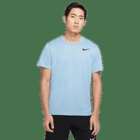 Playera-Nike-Fitness-CJ4611-446-Azul