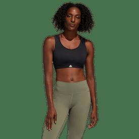 Sujetador-Deportivo-Adidas-Fitness-FL2024-Negro