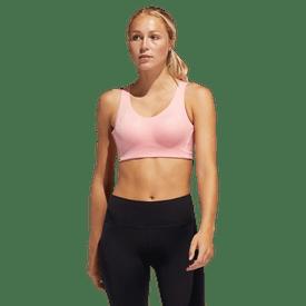 Sujetador-Deportivo-Adidas-Fitness-FL2364-Rosa